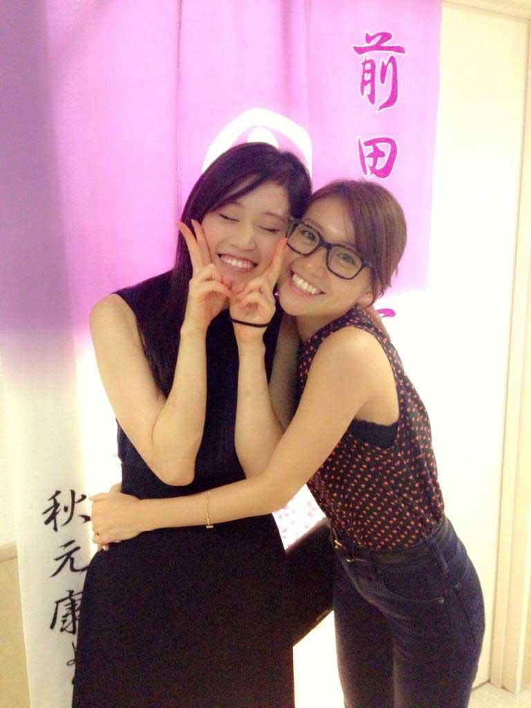 Maeda Atsuko, Oshima Yuko