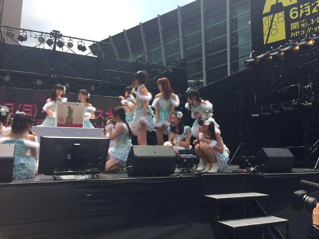 AKB48 Free Concert in Osaka
