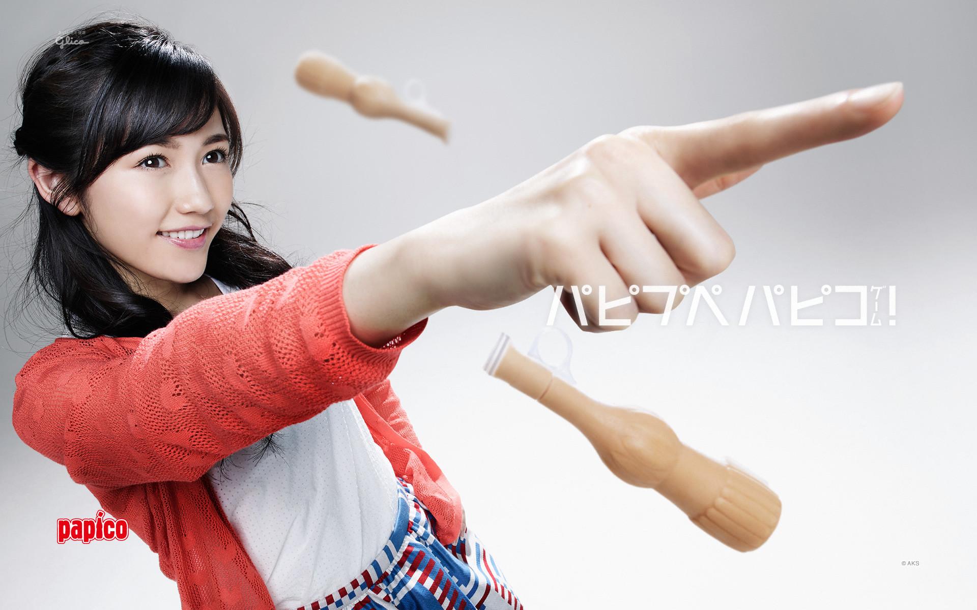 AKB48 Wallpaper,Papico