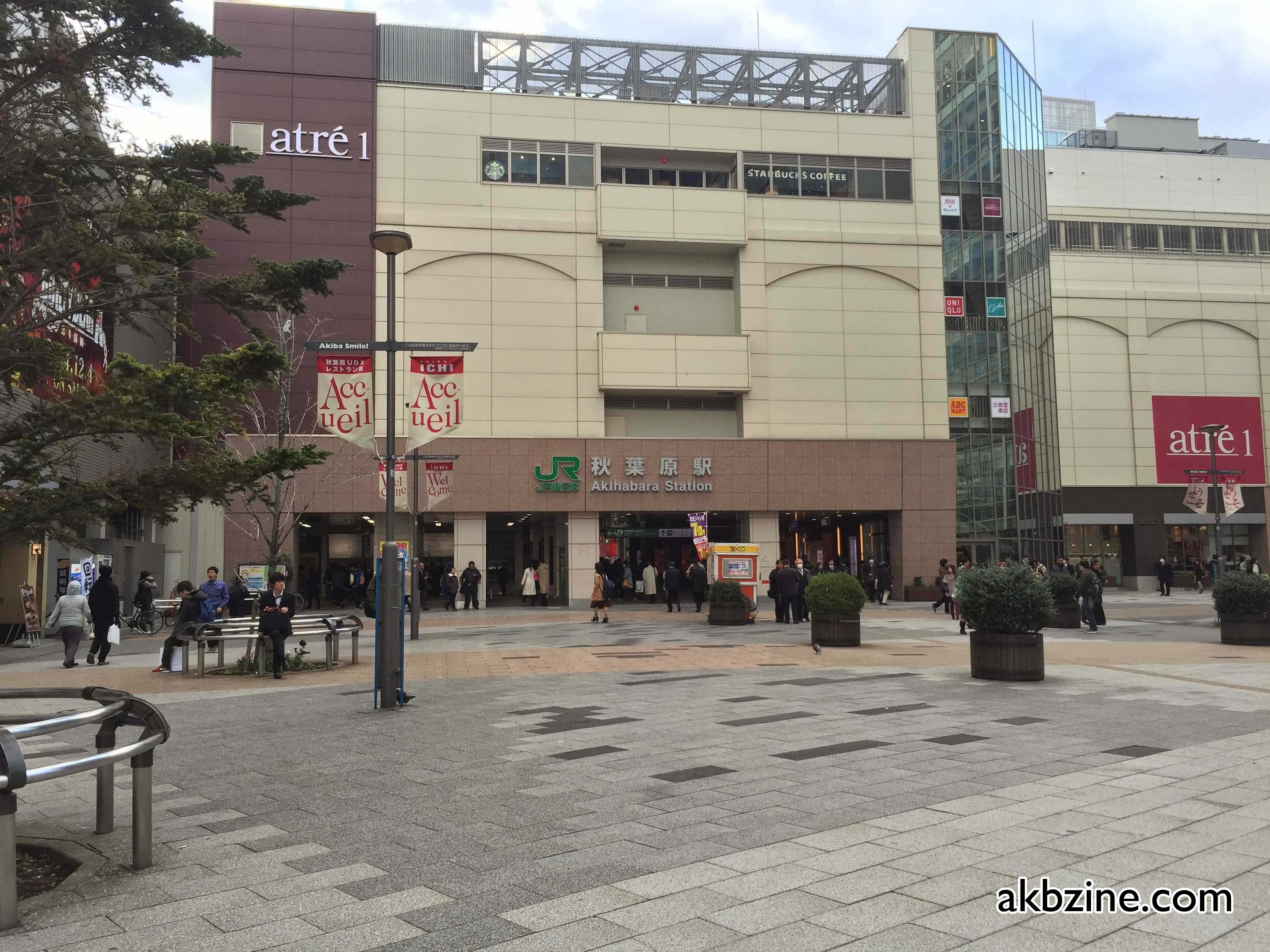 Akihbara Station