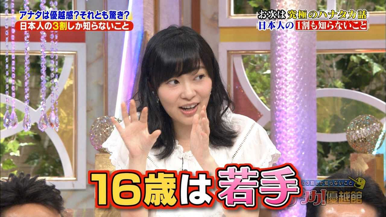 Sashihara Rino, age of idols 01