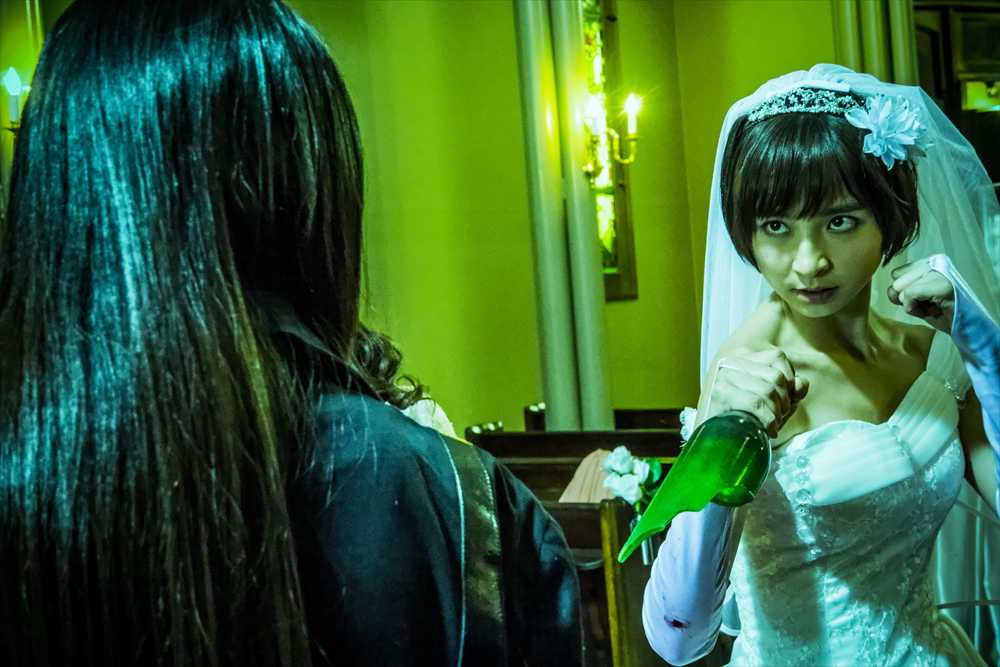 Shinoda Mariko,Onigokko,リアル鬼ごっこ,篠田麻里子