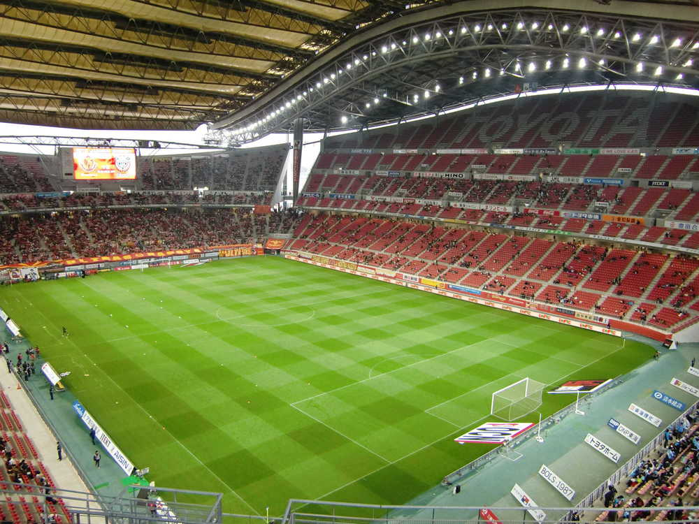 Toyota Stadium,豊田スタジアム