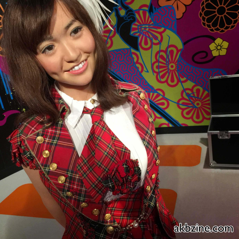 Wax Figure, Oshima Yuko