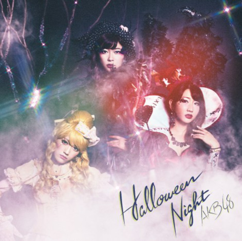 AKB48 Halloween NIght Regular Edition, Type A