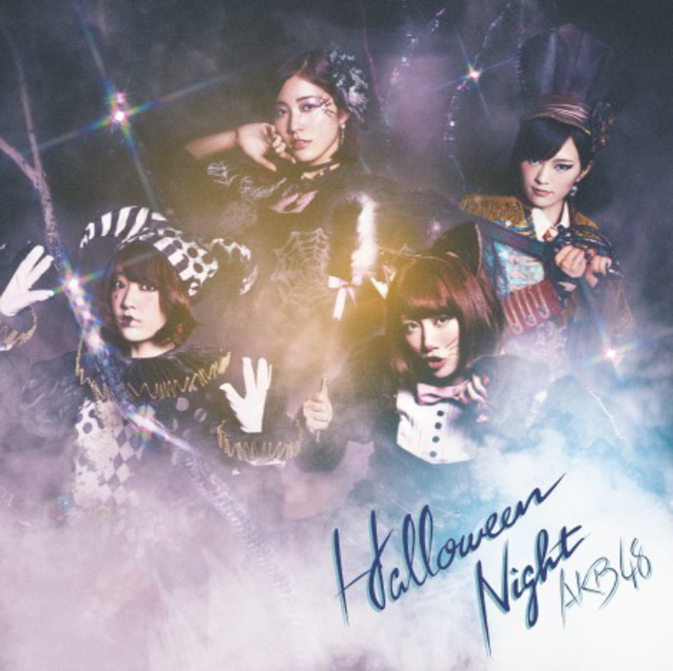 AKB48 Halloween NIght Regular Edition, Type B