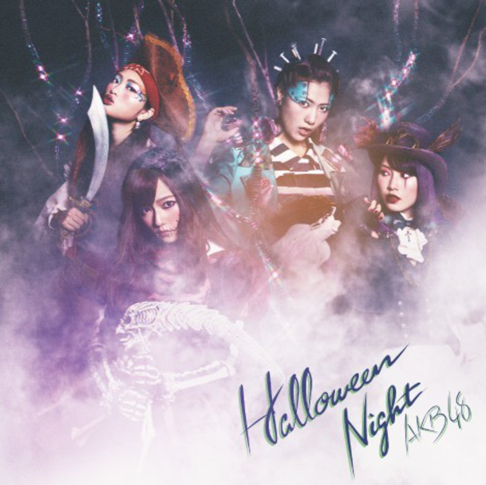 AKB48 Halloween NIght Regular Edition, Type C
