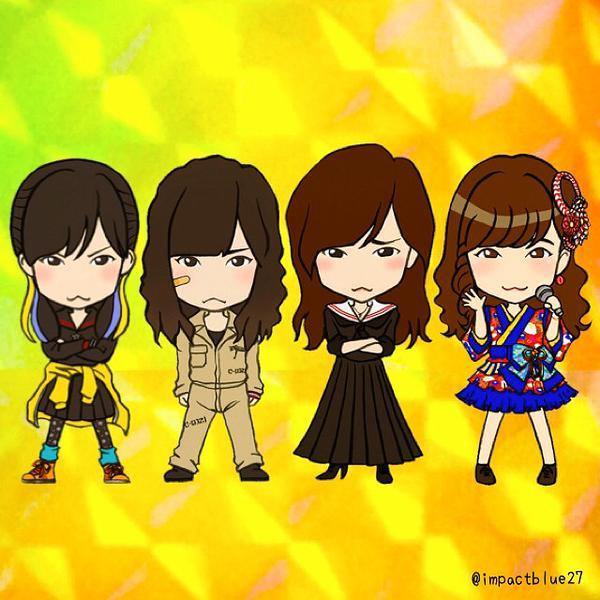 paruru character drawings