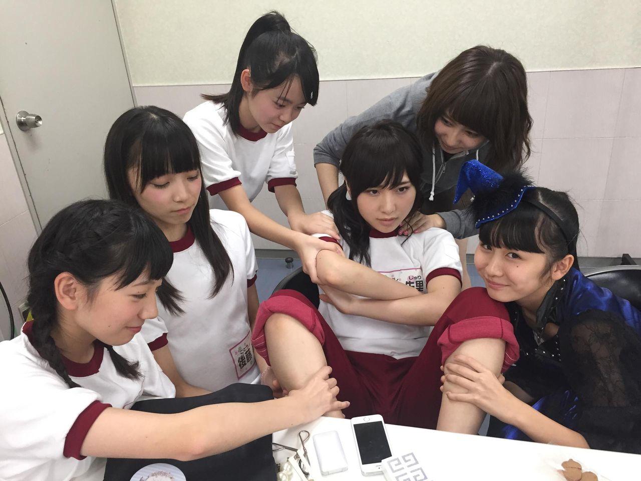 takahashi juri sits down