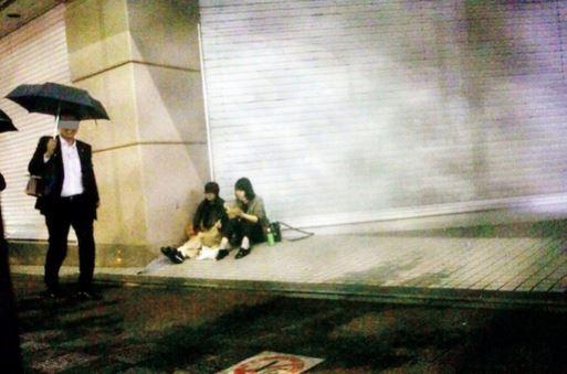 acchan homeless maeda atsuko あっちゃん 前田敦子