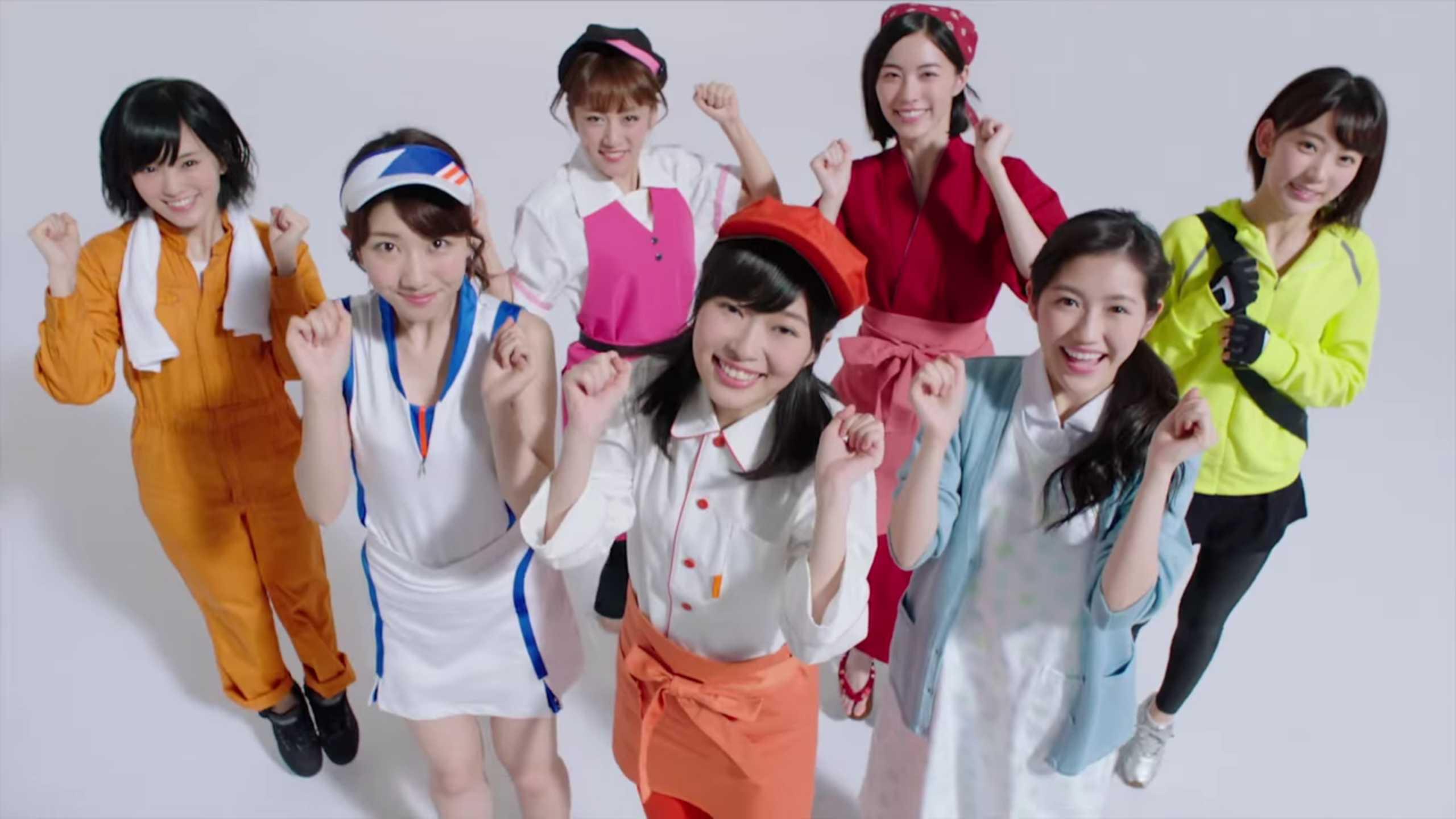 AKB48 Baitoru CM-7