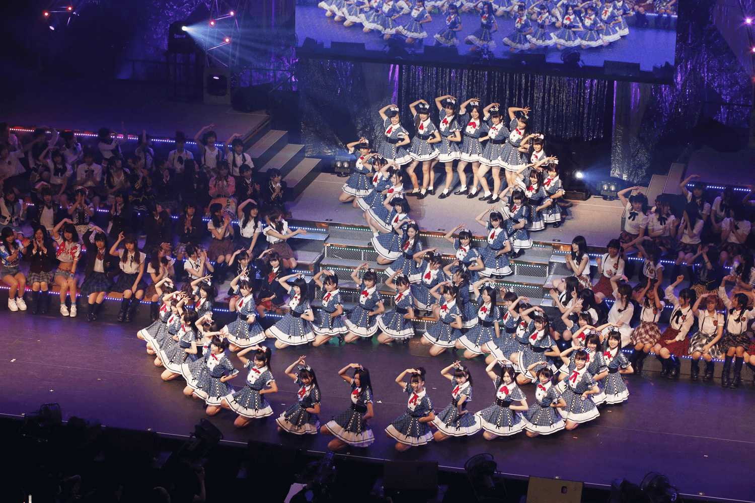 AKB48 Request Hour Formation
