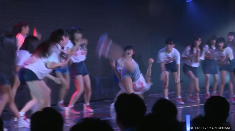 NGT48 唇にBe My Baby-002