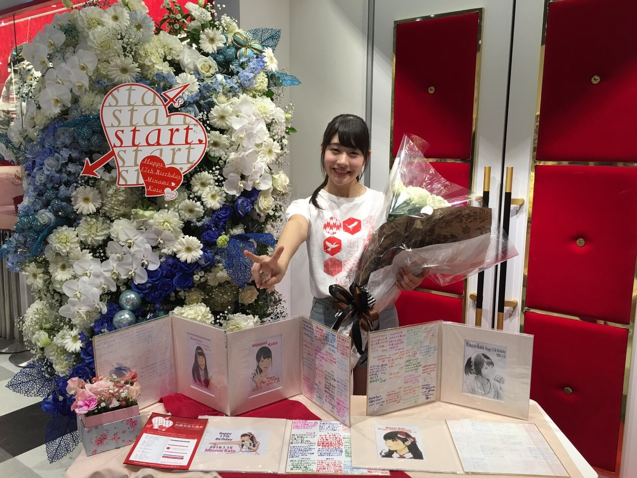 NGT48 Kato Minami Birthday 04