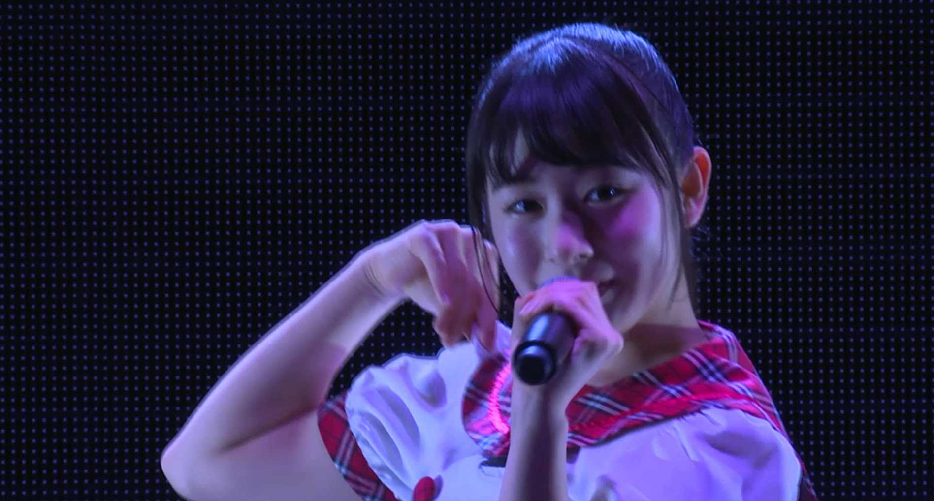 NGT48 Skirt Hirari スカート、ひらり -001