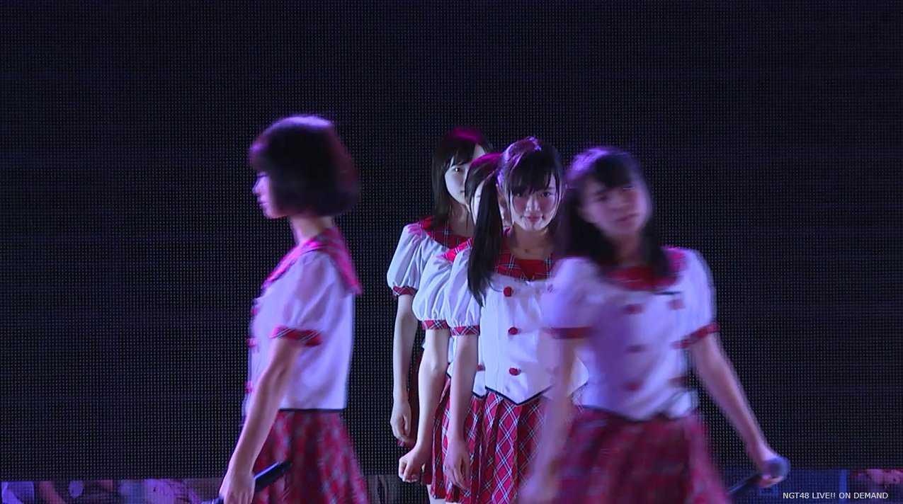 NGT48 Skirt Hirari スカート、ひらり -003