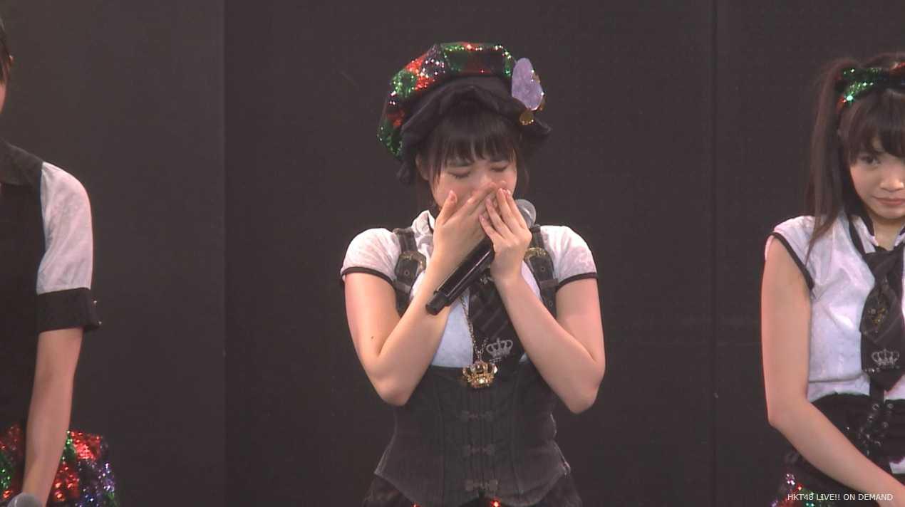 ito raira graduation hkt48 伊藤来笑 卒業-01