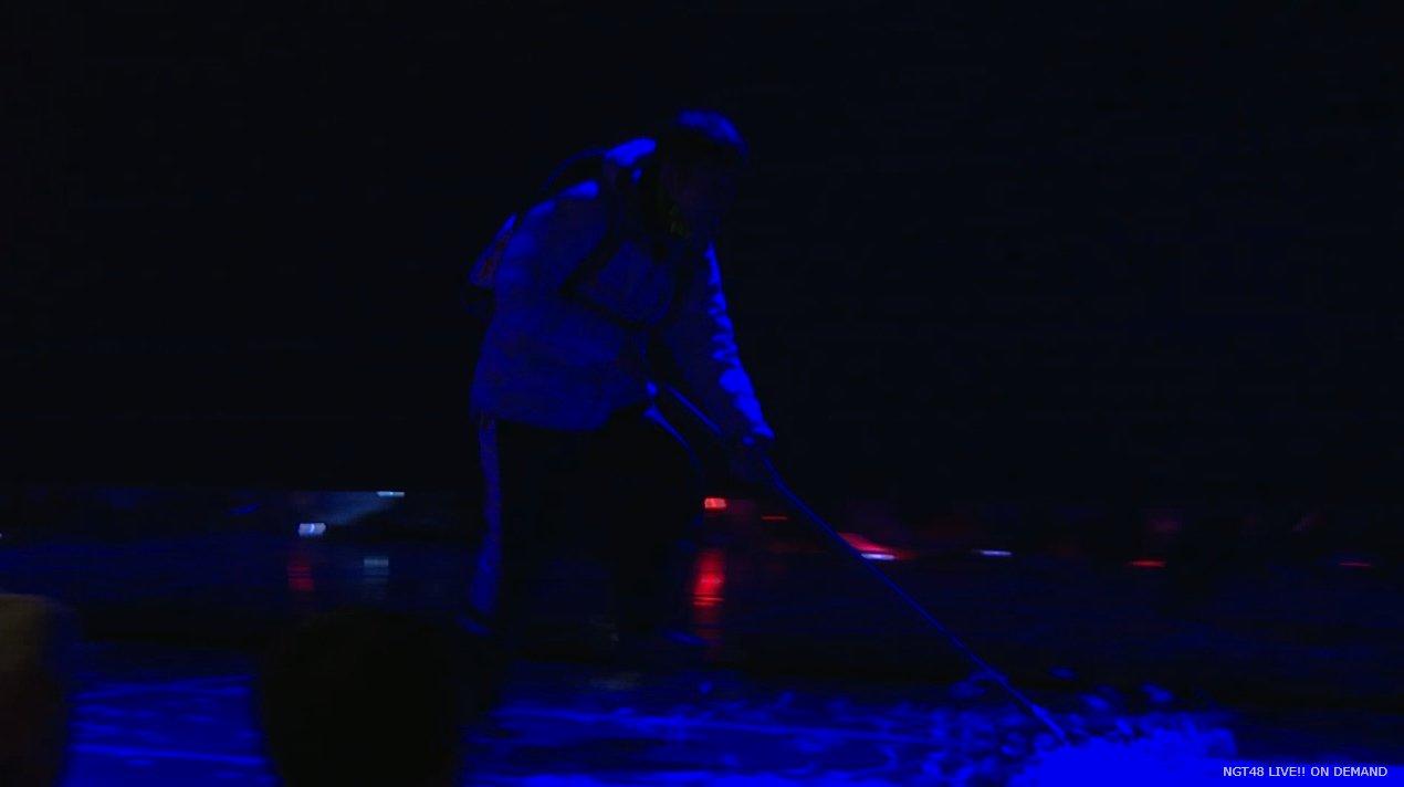 ngt48 支配人掃除