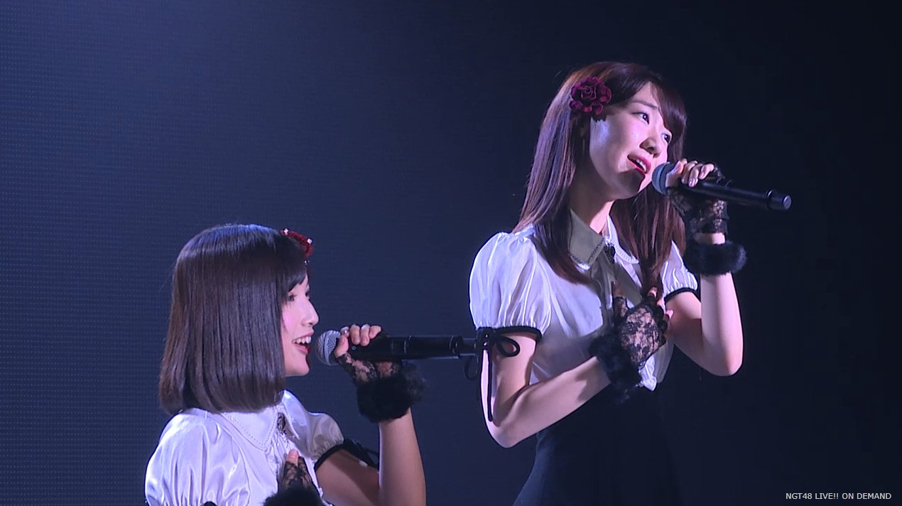 ngt48 anato to christmas eve