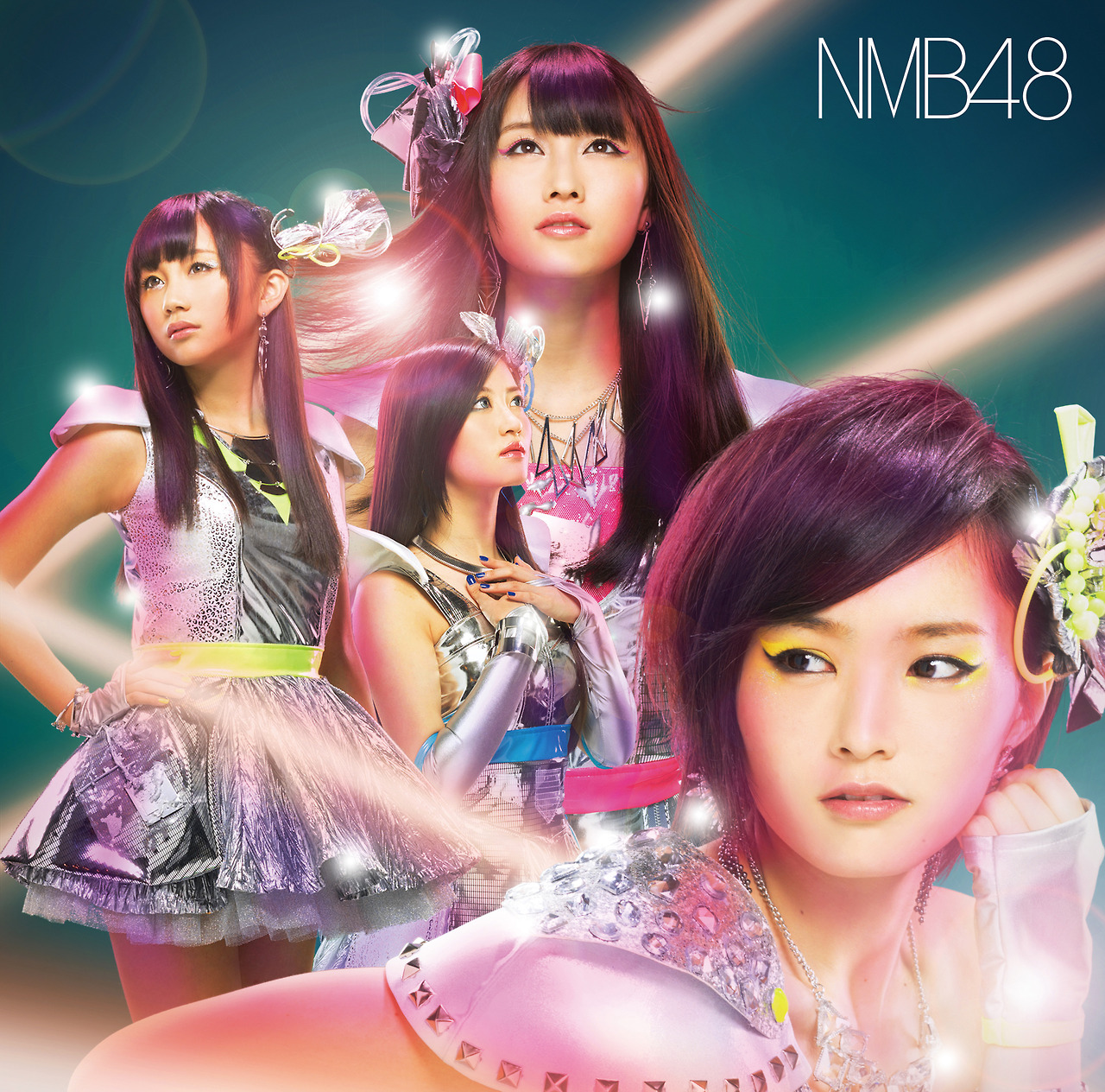 NMB48's 8th single: Kamonegix
